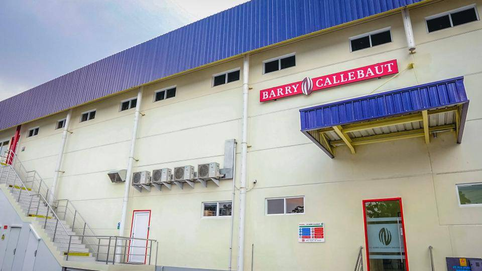 Barry Callebaut second factory in Indonesia
