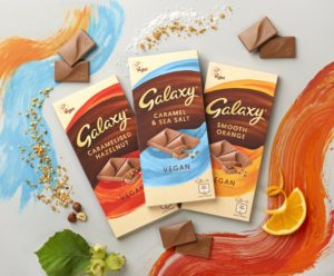 Galaxy Vegan Chocolates