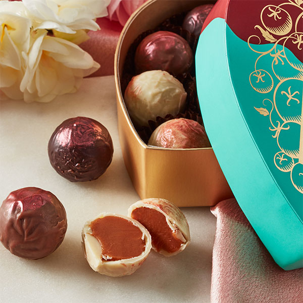 Heinz and Fortnum join to make ketchup truffles