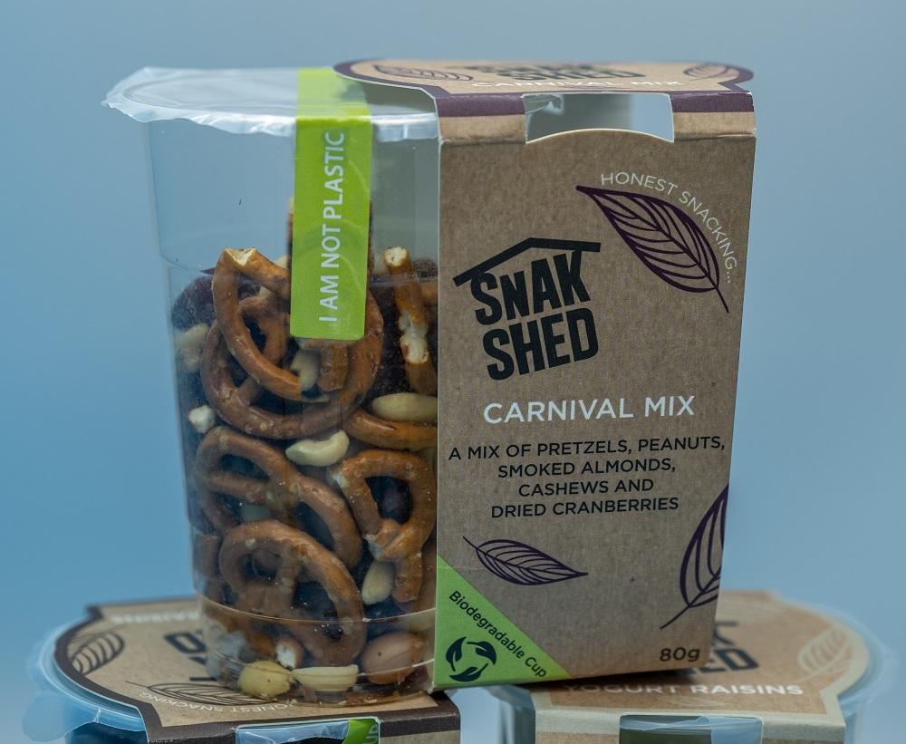 Camfresh Camvert Lidding Film for snacks
