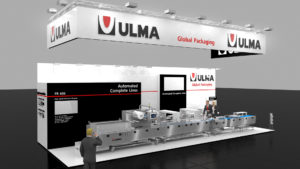 ULMA stand at ProSweets 2020
