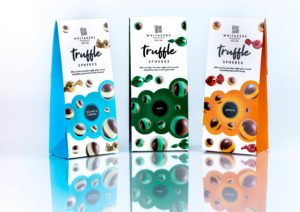 Whitakers Chocolates announces new look and flavours for 2020