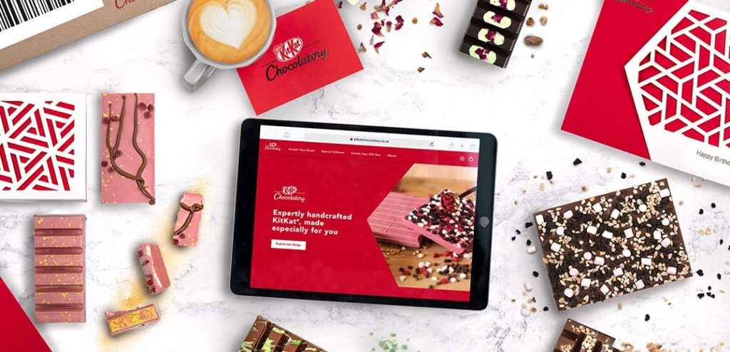 Nestlé launches limited edition personalised KitKats for Mother's Day