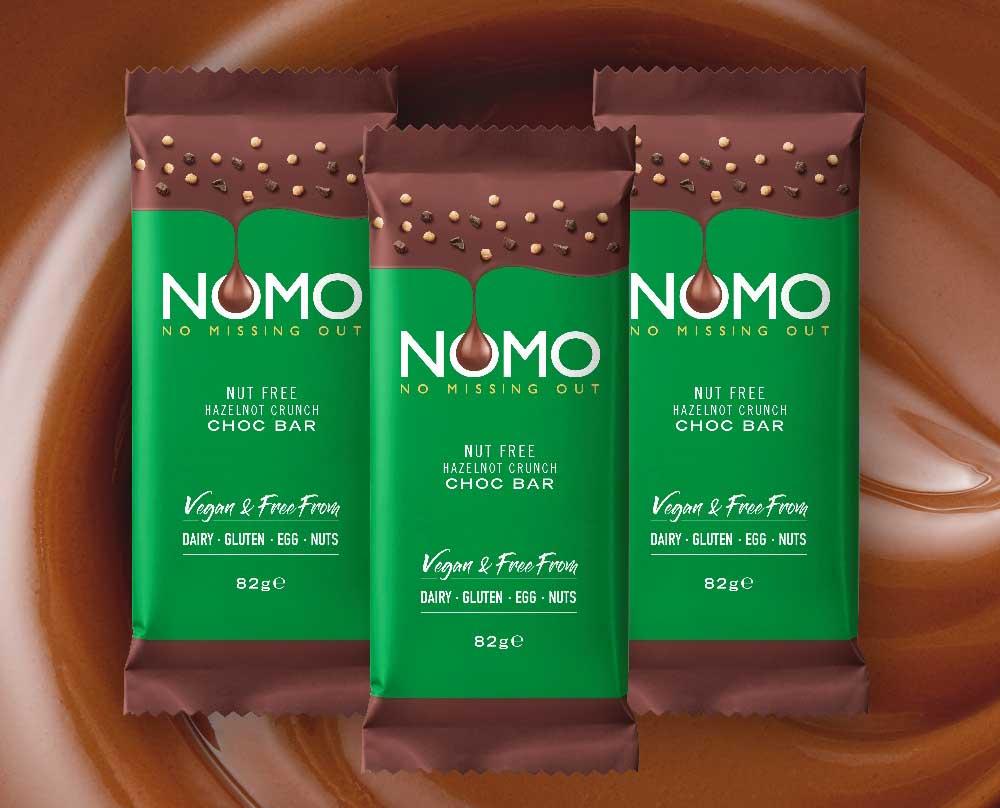 Ореховый шоколад без орехов - продукт для аллергиков