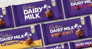 Cadbury Wholenut