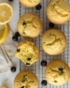GNT muffins EXBERRY Shade Yellow Cloudy Powder