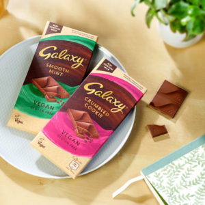 Galaxy extends vegan range