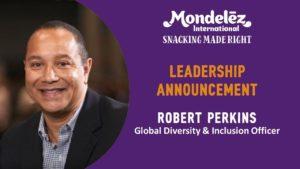 Mondelēz International its first Global Diversity & Inclusion Officer