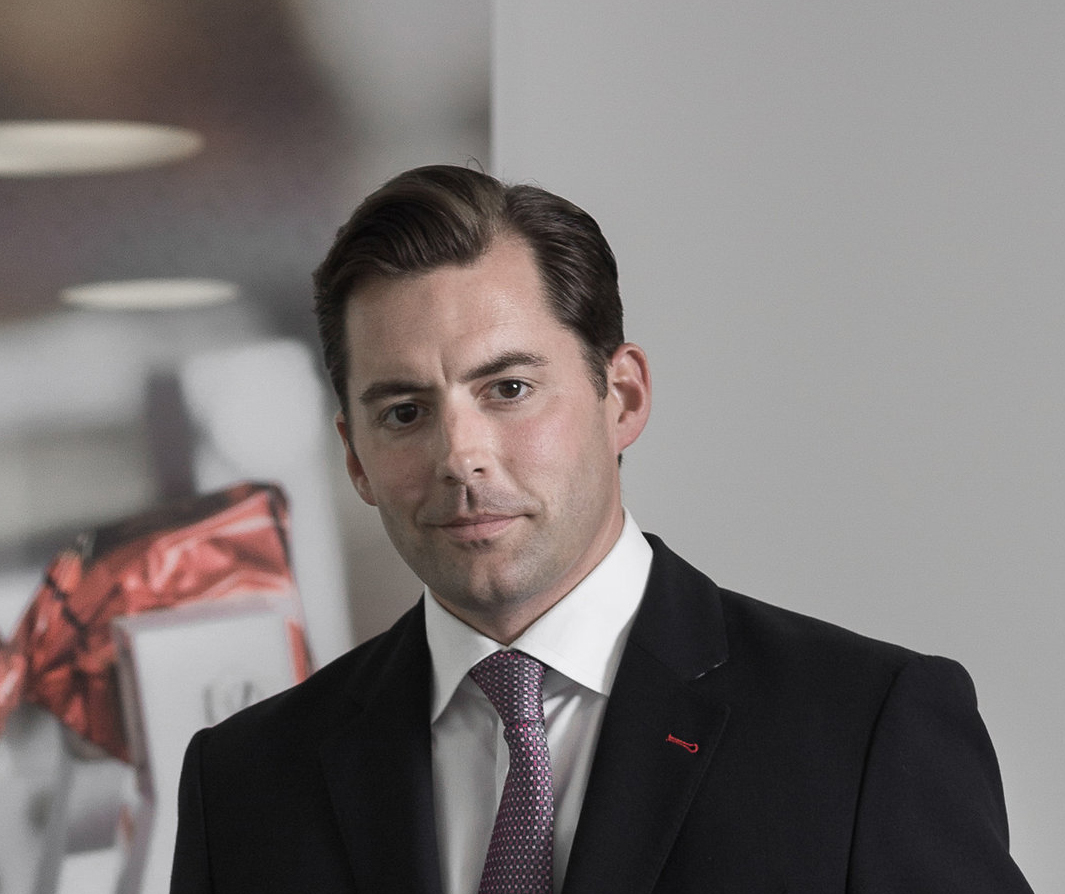 Theegarten-Pactec CEO - Markus Rustler