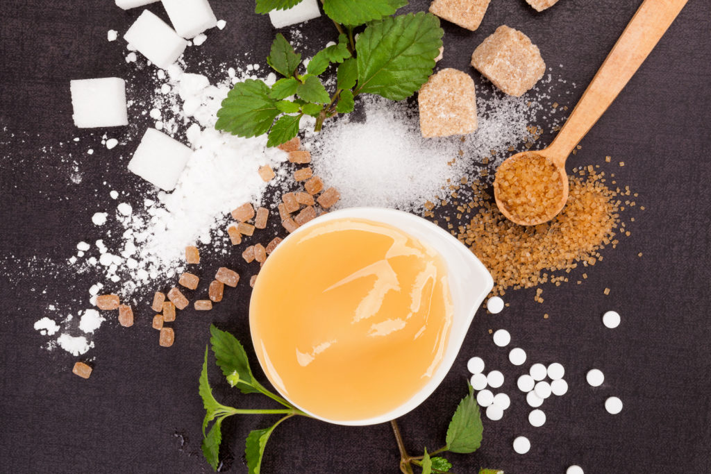 Sweeteners reformulated for American consumers