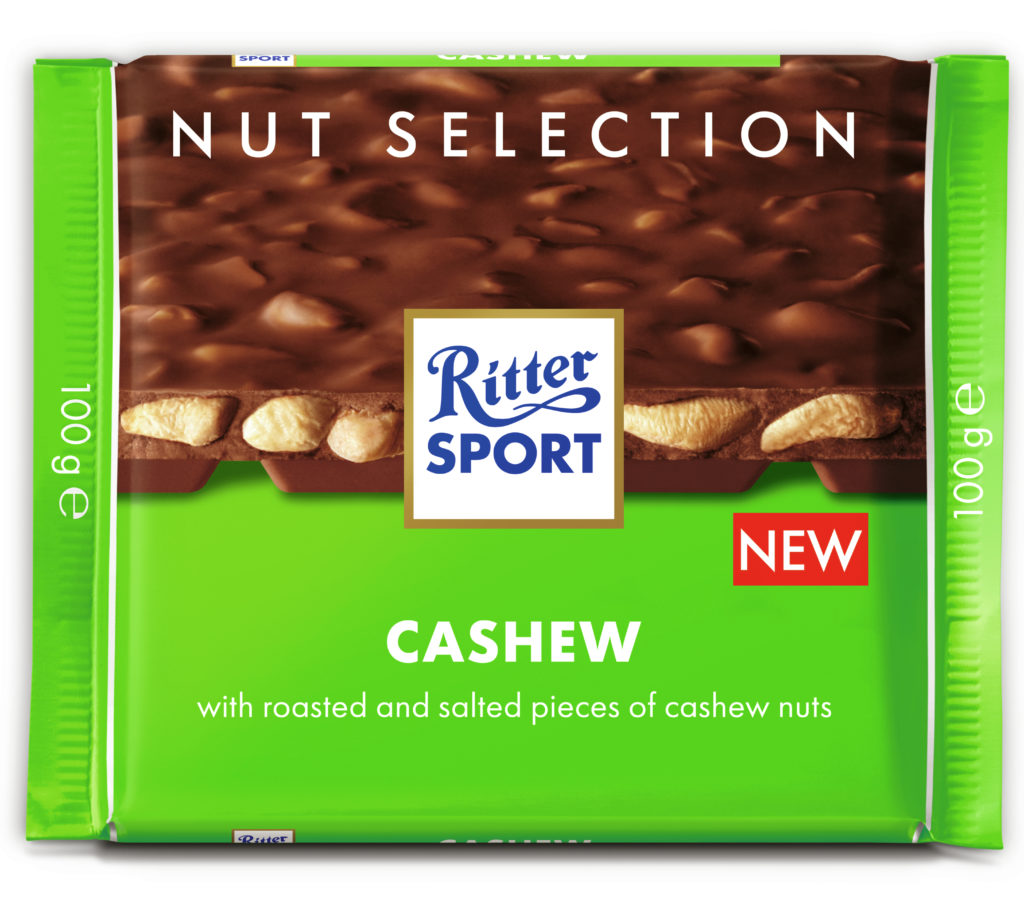 Ritter Sport goes nuts to drive category growth