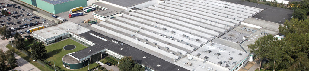 Climate neutral certification for Van Genechten Packaging site