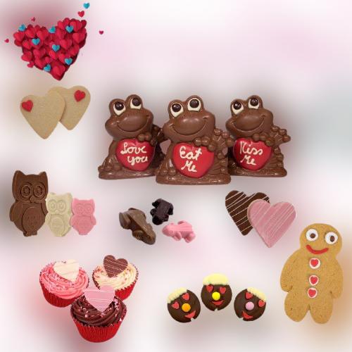Birds Bakery unveils Valentine's range