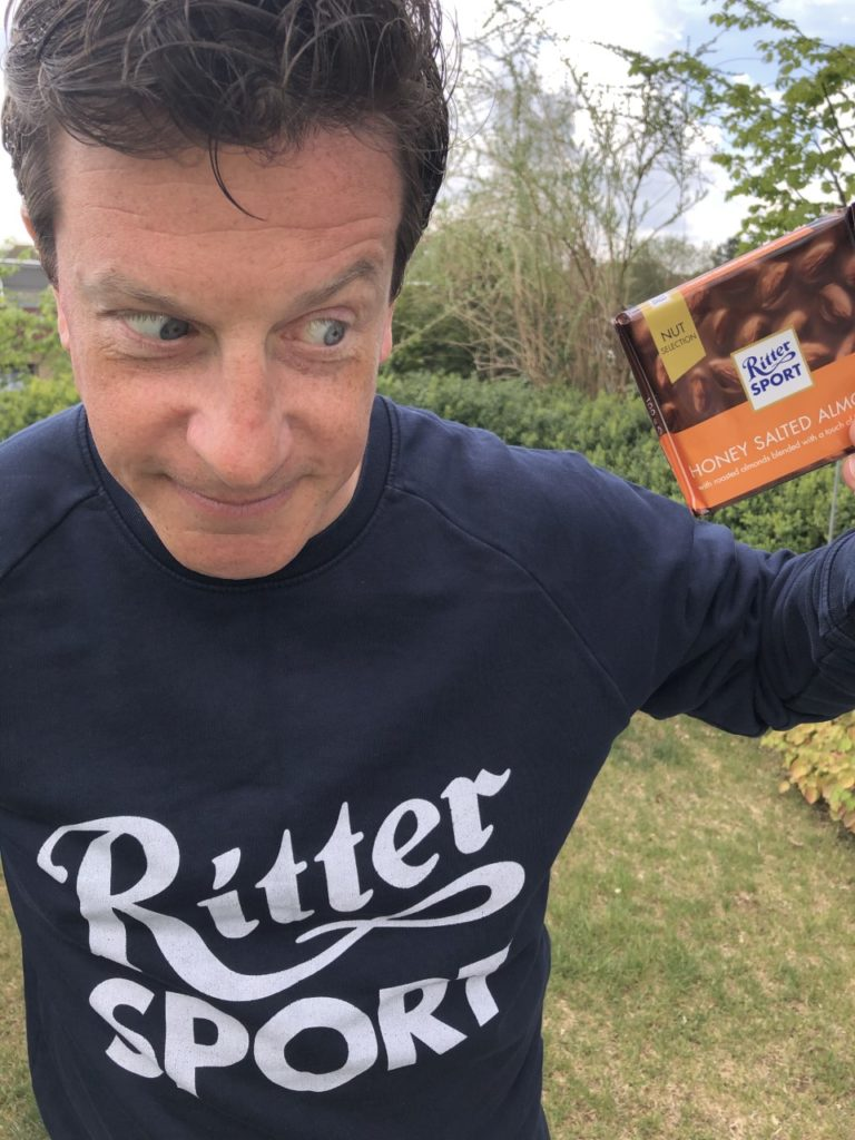 Ritter Sport, doing the right thing, fair and square