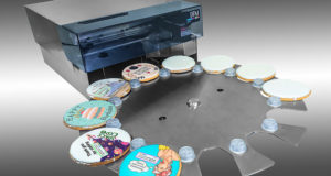 DTM Print introduces edible ink direct-to-food printer