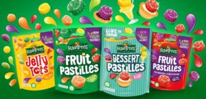 Nestlé to launch new vegan Dessert Pastilles