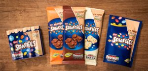 Nestlé says Smarties will be its first brand to be packaged in recyclable paper