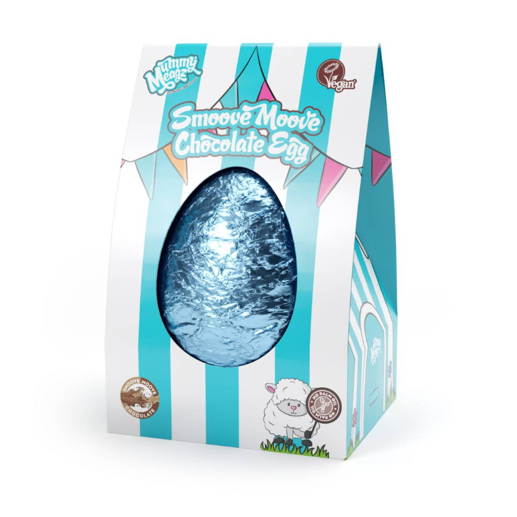 Mummy Meagz launches bumper plant-based Easter range
