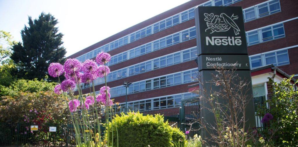 Nestlé offices to undergo £9 million upgrade