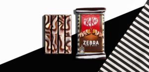 Nestlé launches KitKat Zebra