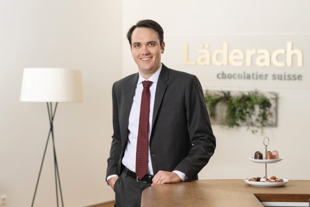 Läderach - United by a passion for chocolate