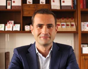 Sweet Talk: Andrea Macchione, chairman of Prestat