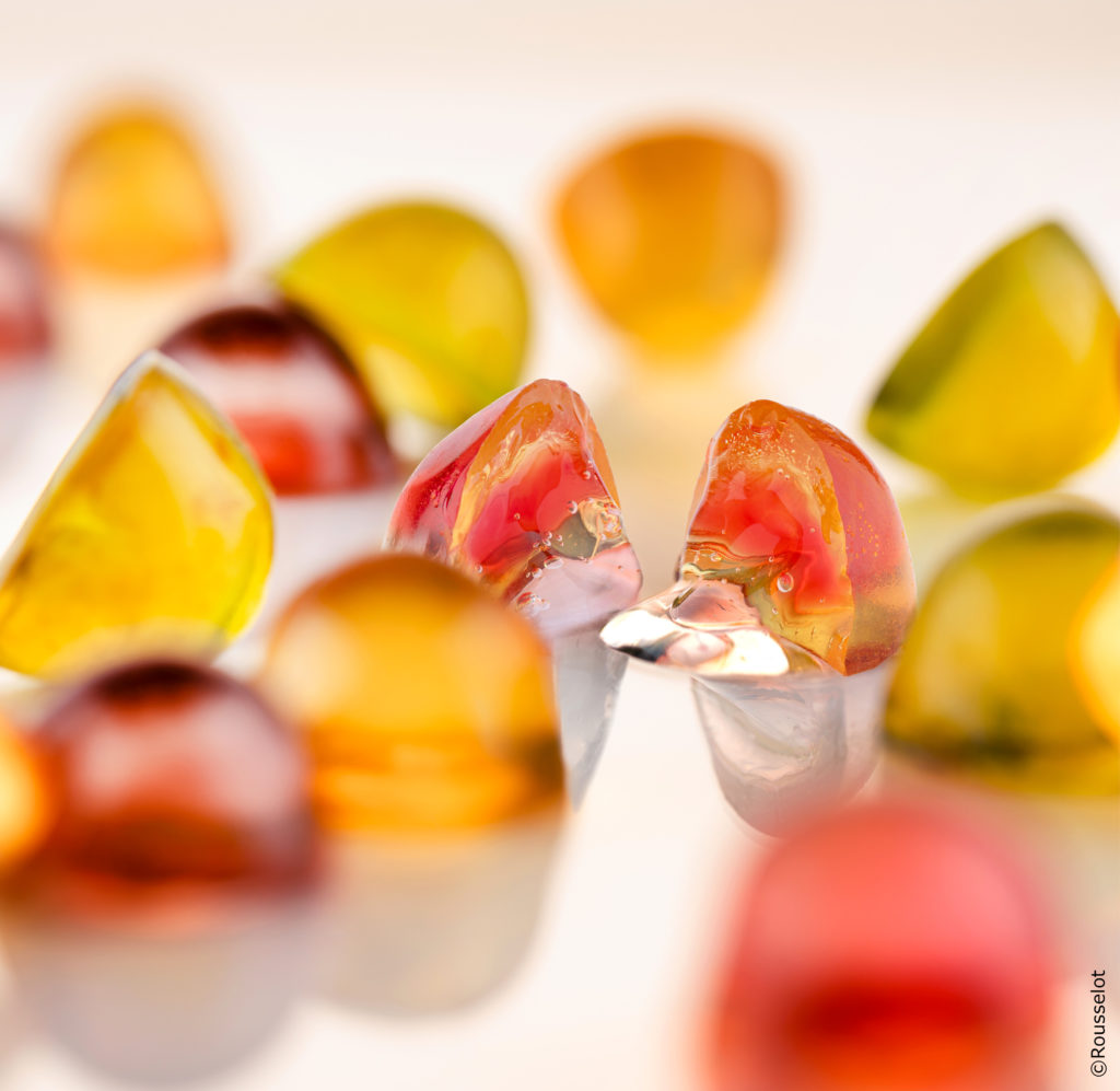 Baker Perkins and Rousselot create new format for functional gummies