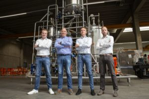Tanis Confectionery: pioneering an end-to-end solution