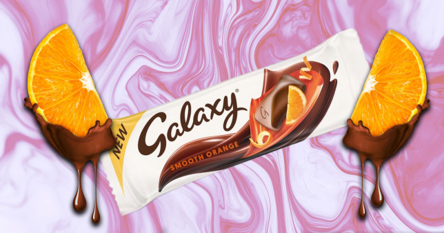 Mars Wrigley UK launches Galaxy Smooth Orange