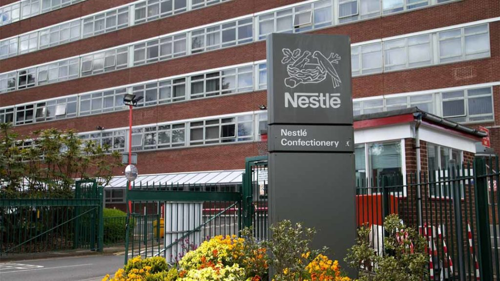Nestlé Confectionery to close Fawdon site with 573 jobs at risk