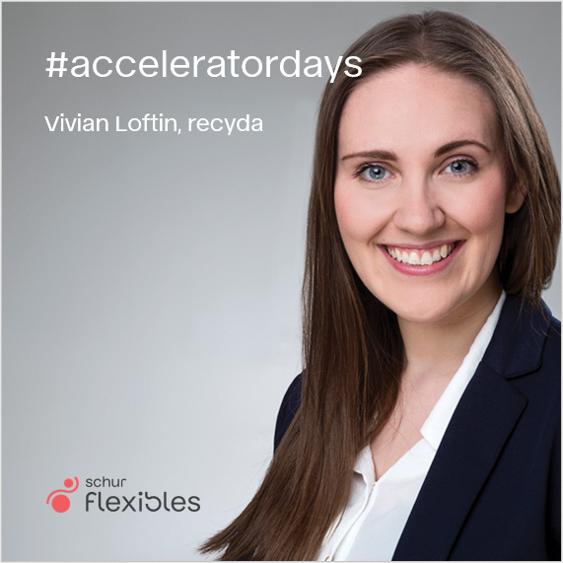 Online accelerator days at Schur Flexibles