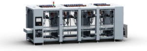 Cama offers flexibility from top-loading secondary packaging machines