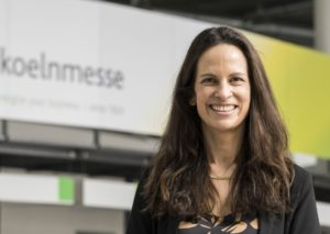 Koelnmesse names Catja Caspary VP Marketing Communications