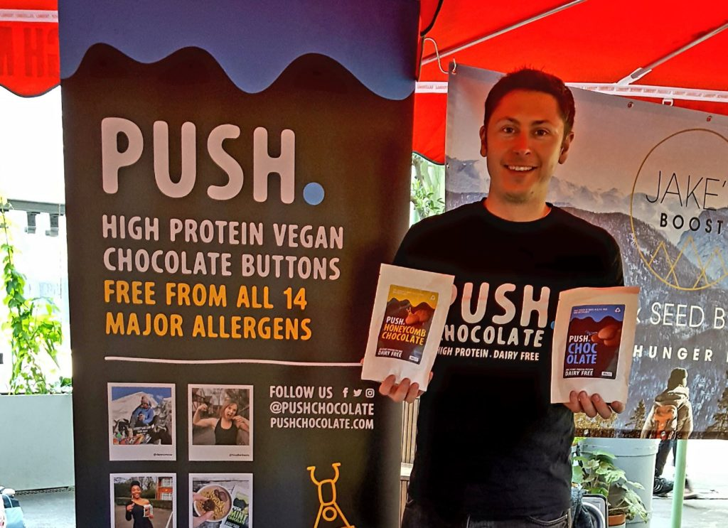 Sweet Talk: Ant Wilson, founder of Push Chocolate