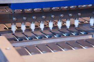 Modern processes to lollipop production