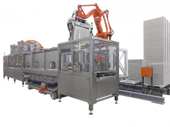 Expert production process from Tanis Confectionery