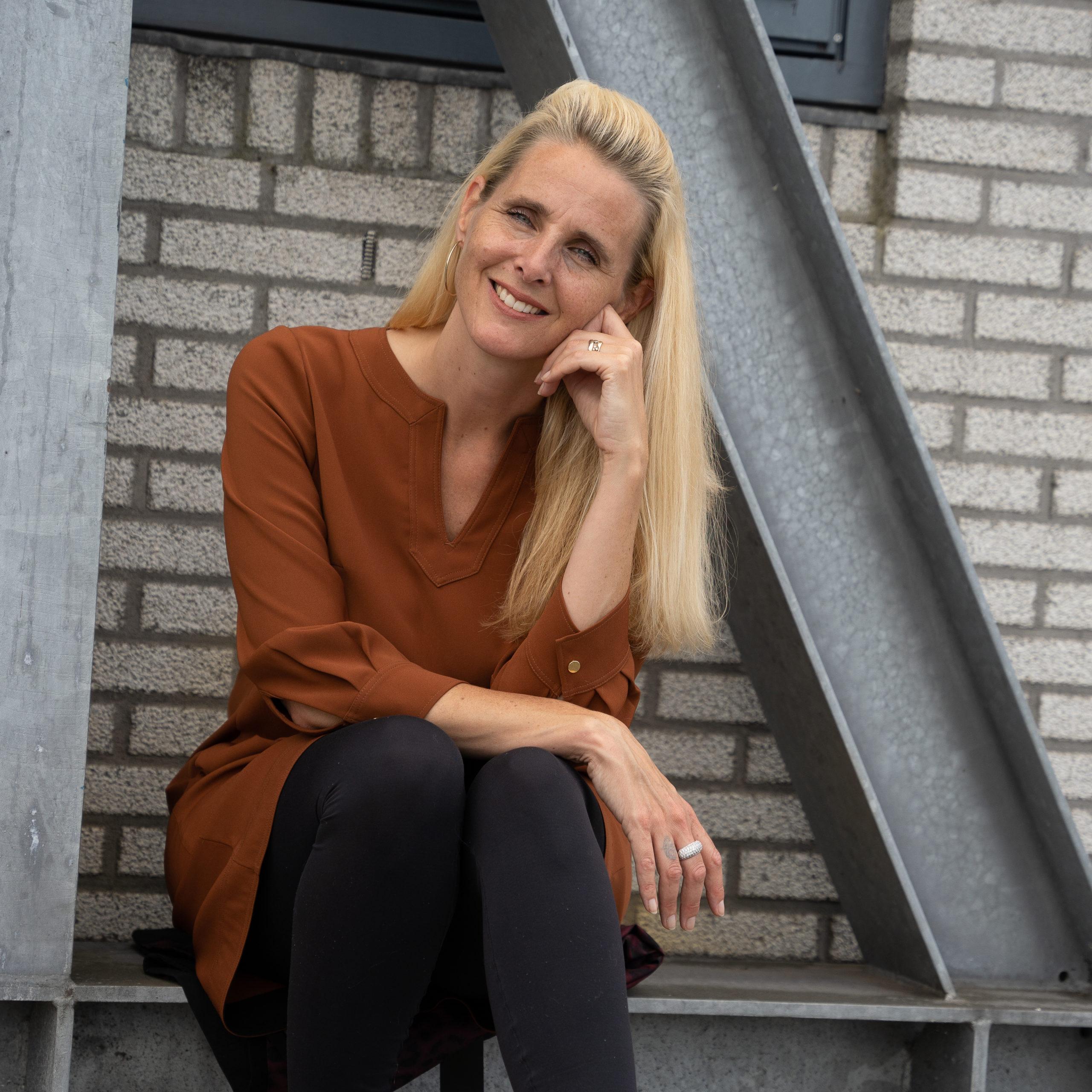 Isabel Koelewijn Creative Director of Chocolate Factory De Euforij
