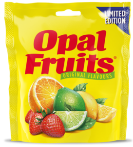 Opal Fruits return to British shelves for the final time