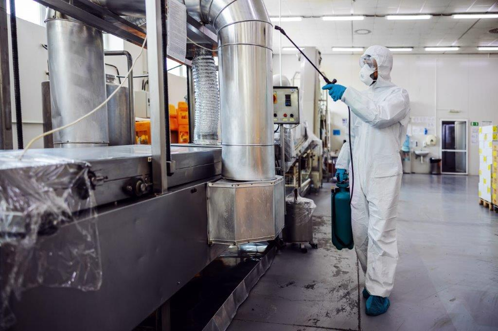 Campden BRI seeks partners for COVID-19 factory hygiene research