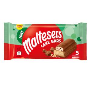 Mint Maltesers arrive in the cake aisle